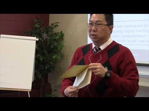 Teaching Tips for New and Future Professors with Dr  Leonard Lye