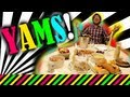 Yams! (Jake and Amir)
