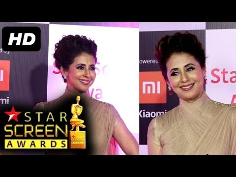 Urmila Matondkar At Star Screen Awards 2018 | Red Carept