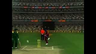 4 Balls Funny Comedy - Ea Sports Cricket 2013 By Swampesters