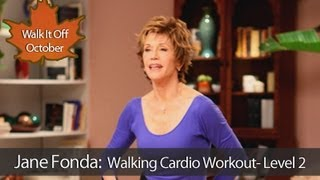 Jane Fonda: Walking Cardio Workout : Level 2
