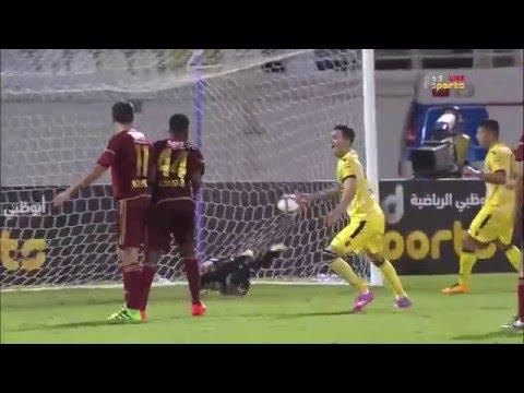 Al Wahda (3) x Al Wasl (4) President's Cup 26-02-2016- Goals