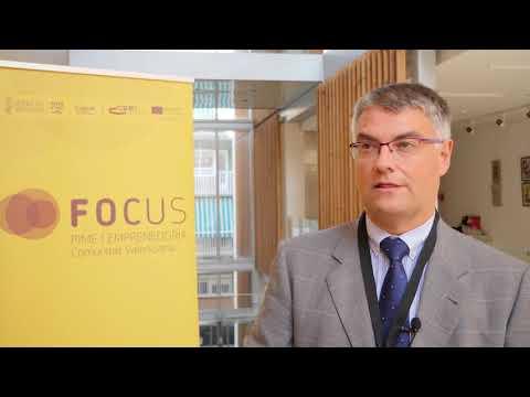 Entrevista a Ramón Ferrandis. Director área económico-financiera CEEI Valencia[;;;][;;;]
