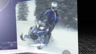 7. Yamaha Apex Moutain