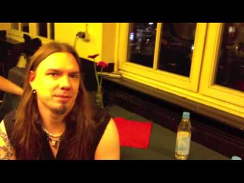 Sonata Arctica's European Tour Video Diary pt 3mp4mp4