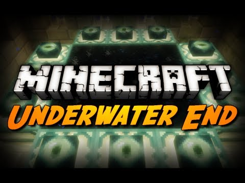 Minecraft Seeds - Underwater End Portal / Stronghold! (1.2.5 Seed Showcase)