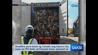Video Saksi: PHL Amb. at Consul sa Canada, pinauwi na matapos mapaso ang deadline sa pagkuha... MP3, 3GP, MP4, WEBM, AVI, FLV Mei 2019