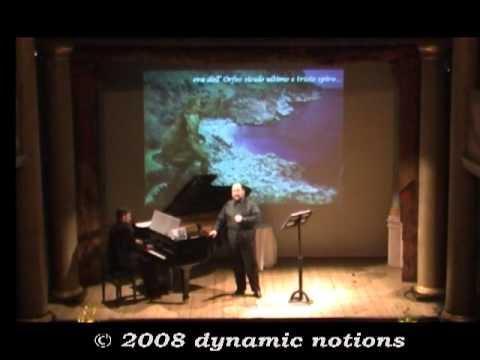 Lamento per la morte di Bellini - G. Donizetti