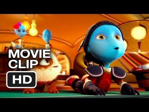 Escape from Planet Earth Movie CLIP - Family (2013) Brendan Fraser, Jessica Alba Movie HD