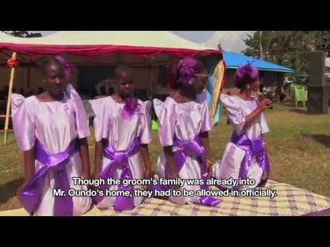 Buganda Wedding | African Slum Journal