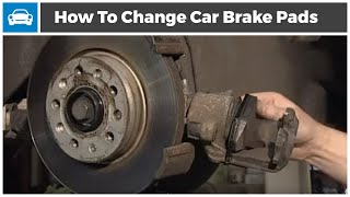 How to change car brake pads