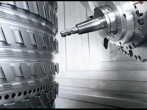 CNC加工過程 - CNC WORKING PROCESS