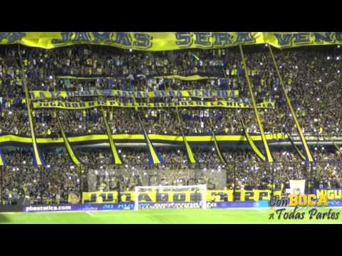 Boca mi buen amigo / BOCA-NOB 2016 - La 12 - Boca Juniors