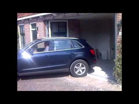 www.draaiendegevel.nl Beweegbare draaiende gevel  Woudsend.