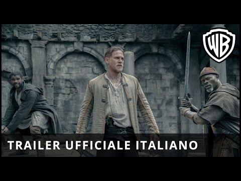 Preview Trailer King Arthur, trailer finale ufficiale italiano