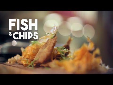 [VIDEO] Reto del Chef: Una receta para que tu hijo coma pescado