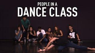 Video People In A Dance Class MP3, 3GP, MP4, WEBM, AVI, FLV Maret 2019