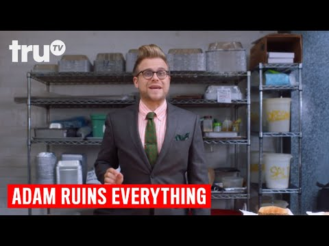 Adam Ruins Everything - The Real Story Behind the Bacon Craze   truTV