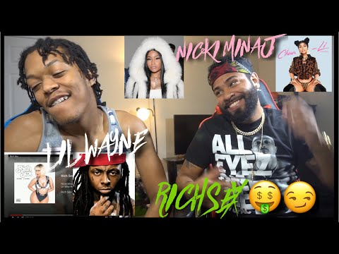 Nicki Minaj Rich Sex ft lil wayne   FVO Reaction