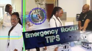 BVIHSA Emergency Tips