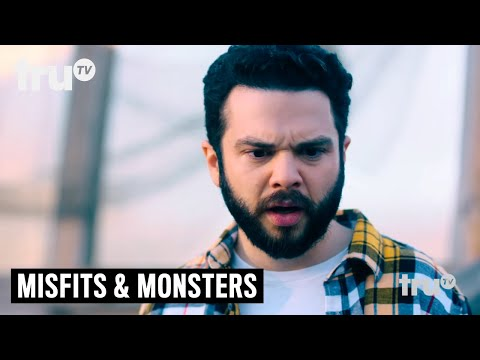 Bobcat Goldthwait's Misfits & Monsters TCA First Look | truTV