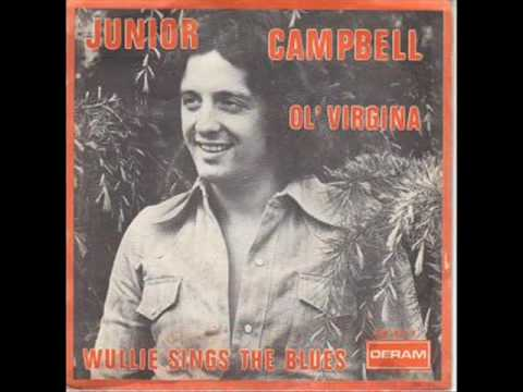 Junior Campbell - Help Your Fellow Man