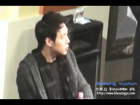 \u200e22-10-11 Yuchun has asthma and He needs medicine in urgency