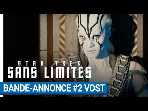 Star Trek Sans Limites - Bande-annonce 2 (VOST)