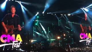 Blake Shelton - Every Time I Hear That Song - CMA Fest 2017 Mp3