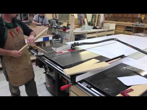 drawers - Our friend Gregory Paolini gives us a walk-through of making a sturdy drawer on the SawStop table saw. This video was created for SawStop's friends and fans ...