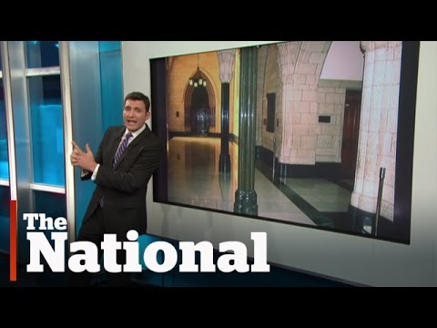 Ottawa - New details have emerged from the day that a gunman stormed the Parliament Buildings. Evan Solomon gives a play-by-play, explaining how Sergeant-at-Arms Kevi...