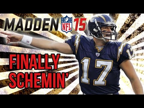 finally - Football-NFL-Madden 15 :: Finally Schemin' :: Chargers Vs. Patriots - Online Gameplay XboxOne ▽BUY YOUR GS T-SHIRTS HERE▽ http://mrgoldengs.spreadshirt.com ▽MY M.U.T. ONLY CHANNEL...