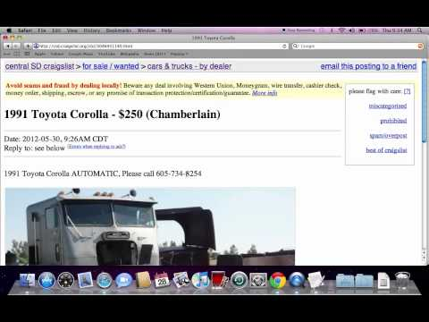 Clark County Craigslist Cars And Trucks