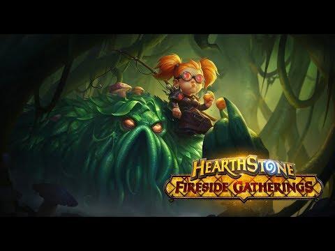Frases - New Hearthstone Hero: Nemsy Necrofizzle Emotes