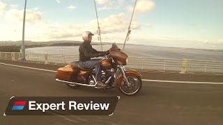 7. 2014 Harley-Davidson Street Glide bike review