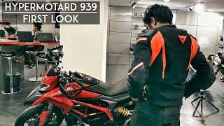 8. 2017 Ducati Hypermotard 939 First Look | Stock exhaust Sound | RWR