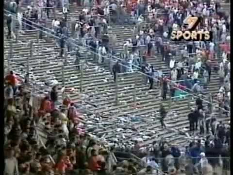 Heysel Stadium Disaster  (May 29 1985)