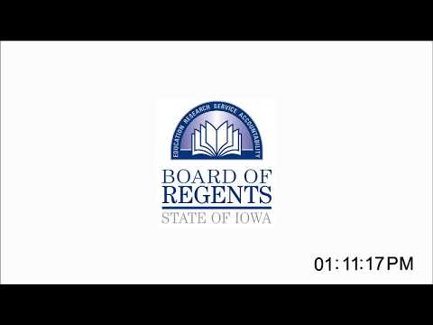Board of Regents meeting, Sept 12, 2018