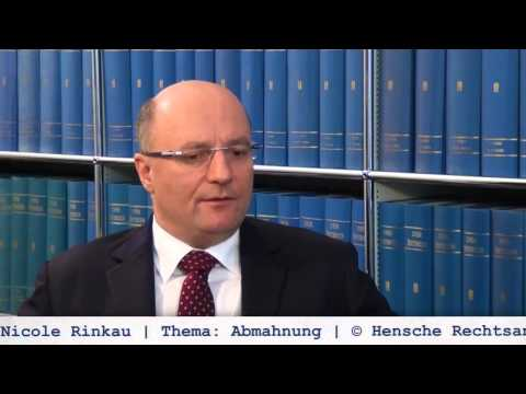 Arbeitsrecht aktuell: Fragen und Antworten zum Thema Abmahnung
