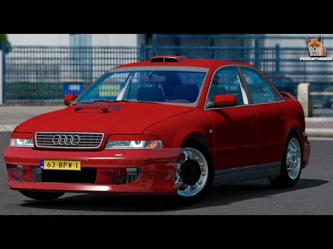 Audi A4 Rework V2 by xAntiee Modding 1.28.x