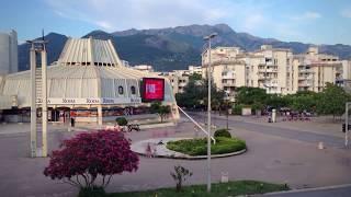 Bar Montenegro  city photos : Time lapse - Šušanj, Bar Montenegro