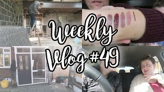 ▶▶ New Door, Lots of wires & Colourpop Unboxing! Keep up to date with The Crumbles → http://bit.ly/TheCrumblesDID YOU CATCH OUR LAST VLOG? - High Quotes, The Electricians are in 🙌🏻 & Ordering the Kitchen!- https://youtu.be/DH_MMdhIgiIOur Latest Disneyland Paris vlog → https://youtu.be/CyadXHlwPUc- - - - - - - - - - - - - - - - - - - - - - - - - - - - - - - - - - - - - - - - - - - - - - - - - - - - - - - - - 📹 P R E V I O U S  V I D E O: https://youtu.be/CyadXHlwPUc📷 P R E V I O U S  V  L O G: https://youtu.be/DH_MMdhIgiI❗️S U B S C R I B E ❗️to stay in the loop - http://bit.ly/TheCrumbles🇱🇷 America Road Trip - http://bit.ly/bunnandgames_AMERICA❌ Other places to find us! ❌T W I T T E R Our Channel - https://twitter.com/TheCrumblesYTHelen -  http://twitter.com/xxhrbChris -  http://twitter.com/northerncrumbleB L O G G I N GHelen - http://www.hrbx.co.ukChris - http://www.northerncrumble.co.ukI N S T A G R A MHelen - https://www.instagram.com/xhrb/Chris - https://www.instagram.com/northerncrubleL E T T E R S  &  S T U F F SThe CrumblesPO Box B020435 Victoria RoadDarlingtonCo DurhamDL1 5SFM U S I CMusic from Epidemic Sound - http://www.epidemicsound.com