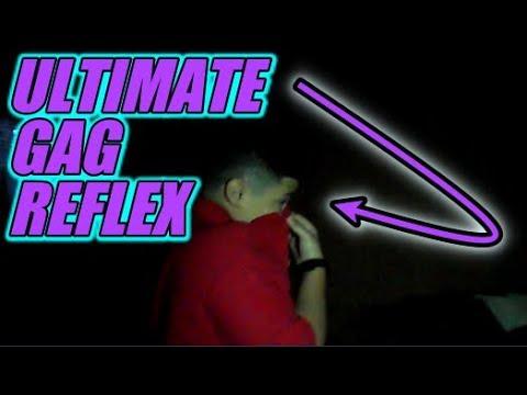 HILARIOUS GAG REFLEX