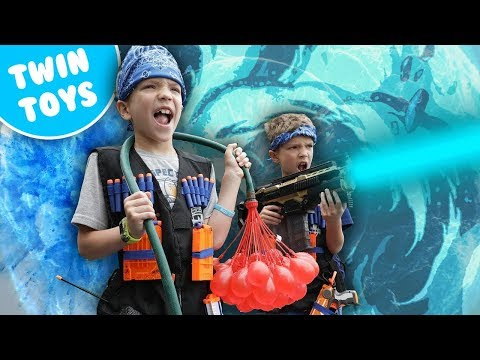 Nerf War : Payback Time 18 (Bunch O Balloons)