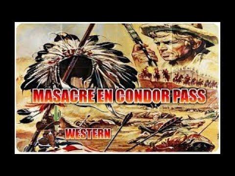 Masacre en Condor Pass 1976 ***WESTERN***