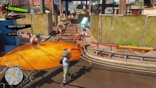 sunset overdrive game play