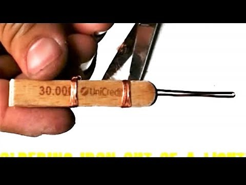 How to make a mini Soldering Iron