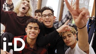 Video 10 Things You Need to Know About PRETTYMUCH MP3, 3GP, MP4, WEBM, AVI, FLV Januari 2018