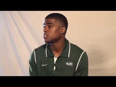 Tre McBride Interview 8/22/2014 video.
