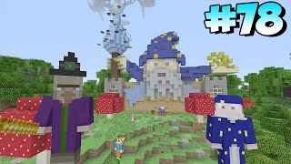Minecraft Xbox Lets Play - Survival Madness Adventures - Wizard Gift Shop [78]